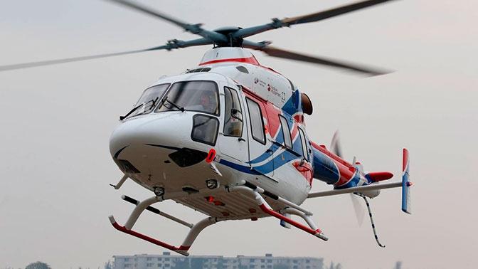 Салон вертолета «Ансат» будет стилизован под президентский автомобиль