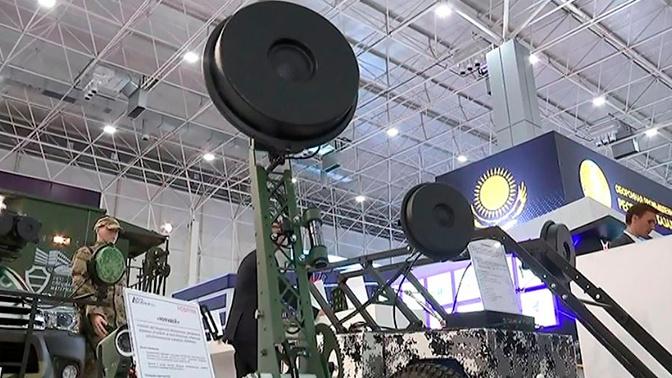 На форуме «Армия-2019» представили новейшие разработки саперного снаряжения
