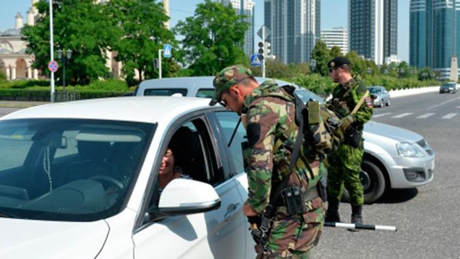 В МВД РФ по СКФО прокомментировали сообщение об атаке на блокпост полиции в Чечне