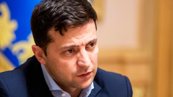 Зеленский прокомментировал разведение сил в Станице Луганской на юго-востоке Украины