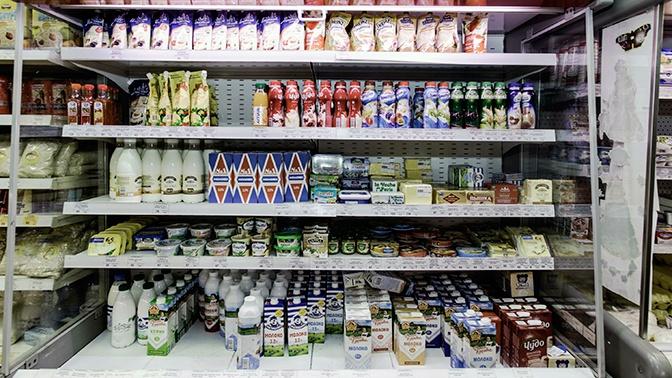 В России ввели обязательную сертификацию молочной продукции
