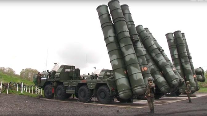 Немецкие СМИ назвали преимущество С-400 перед западными аналогами