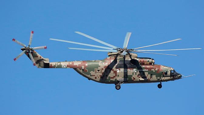 Стало известно, когда Минобороны может получить два обновленных вертолета - Ми-26Т2В и Ми-35П+