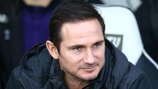 Фрэнк Лэмпард стал главным тренером «Челси»