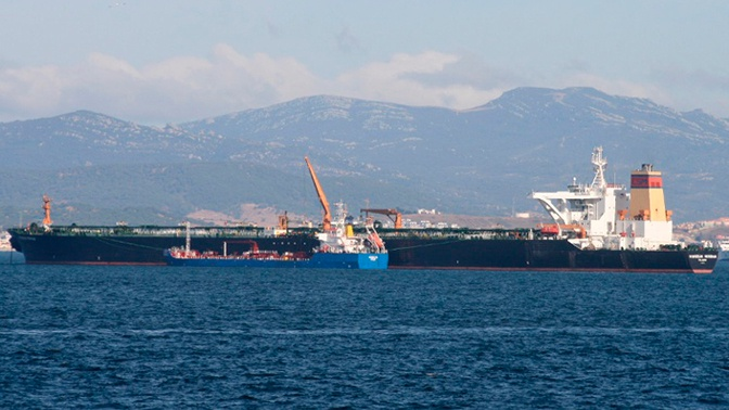 В Иране пригрозили Великобритании зеркально ответить на захват танкера