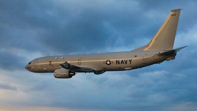 Более 20 летательных аппаратов вели разведку у границ РФ за неделю