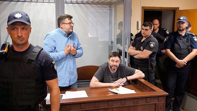 На Украине призвали освободить Вышинского