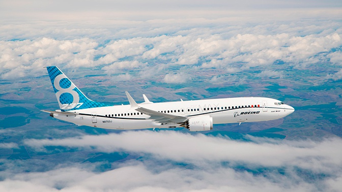 В агентстве авиабезопасности обнаружили неполадки в автопилоте Boeing 737 Max