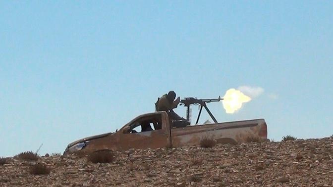Боевики обстреляли сирийские провинции Хаму и Латакию