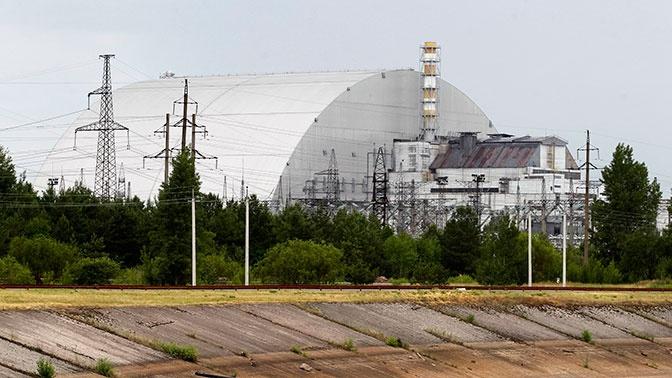 Новый саркофаг на Чернобыльской АЭС введут в эксплуатацию уже завтра