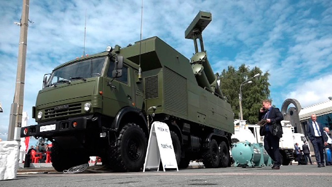 Ракетный комплекс «Рубеж-МЭ» впервые сняли на видео