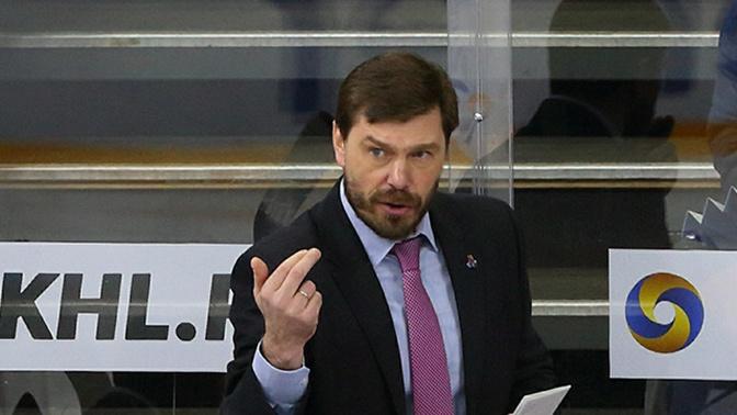 Главным тренером сборной России по хоккею назначили Алексея Кудашева
