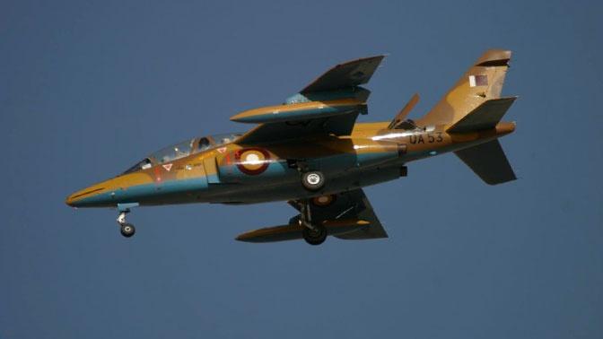 В Катаре столкнулись два учебно-тренировочных самолета