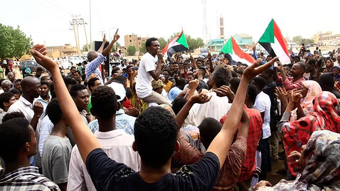 В Судане произошла попытка госпереворота