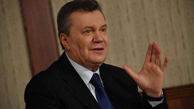 Суд Евросоюза снял санкции с Януковича