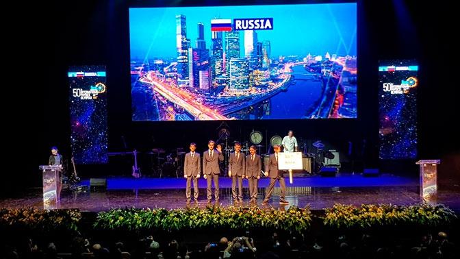 Российские школьники победили в Международной олимпиаде по физике