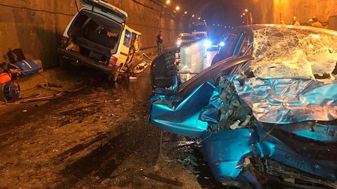 Россиянка погибла в ДТП с туристическим автобусом в Абхазии