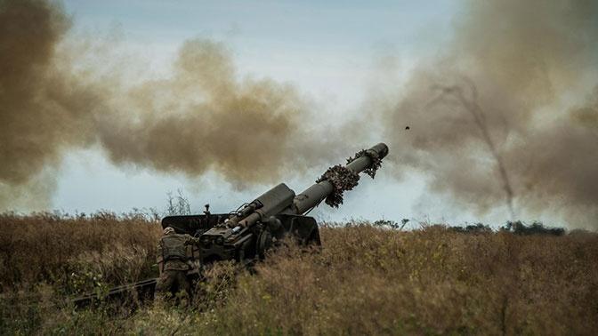 Очевидцы: в Донецке начался серьезный бой с применением РСЗО
