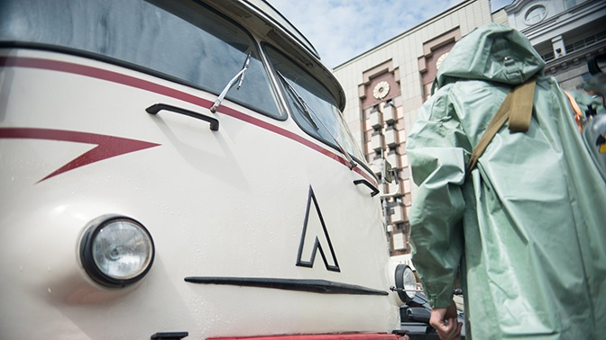 В Киеве начнут проводить экскурсии по местам съемок сериала «Чернобыль»