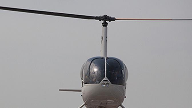 Есть жертвы: в Подмосковье упал частный вертолет