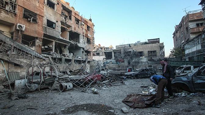 Боевики нанесли удары в двух сирийских провинциях