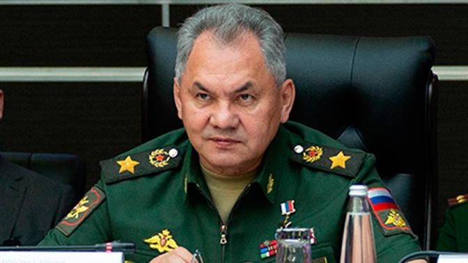 Состоялся телефонный разговор между министрами обороны России и Франции