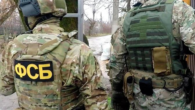 ФСБ пресекла деятельность ячейки ИГИЛ* в Ростовской области