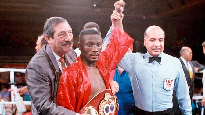 В США погиб легендарный олимпийский чемпион по боксу