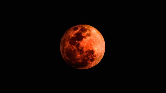 Вся Россия, кроме Москвы: жители столицы не увидят лунного затмения