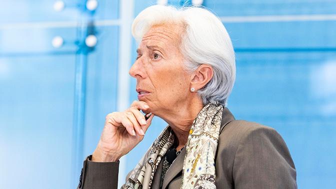 Лагард отказалась от поста главы МВФ
