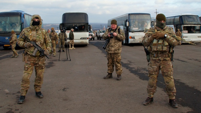 В Киеве сообщили о согласовании «нормандским форматом» обмена пленными