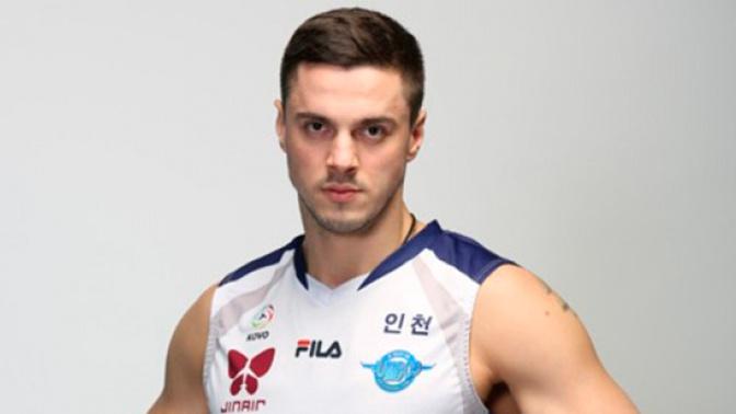РУСАДА дисквалифицировало волейболиста Павла Мороза за допинг