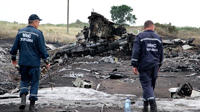 В МИД РФ призвали сосредоточиться на беспристрастном анализе данных по MH17