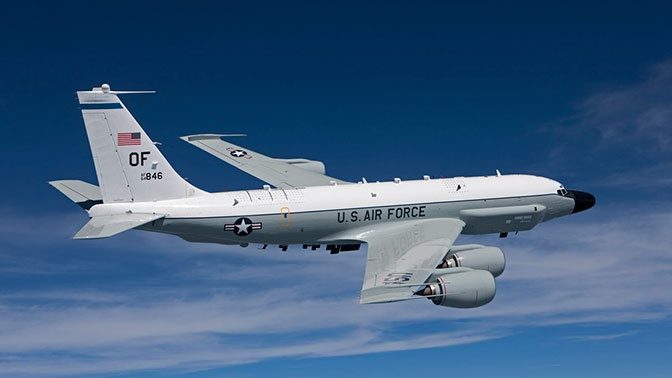 В Минобороны рассказали, какие самолеты чаще всего ведут разведку у границ РФ