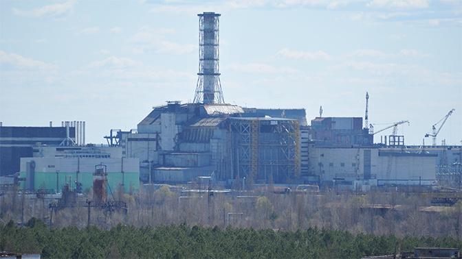 В зоне отчуждения Чернобыльской АЭС запустили переработку ядерных отходов