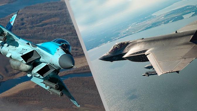МиГ-35 против F-35: американские СМИ сравнили характеристики двух истребителей