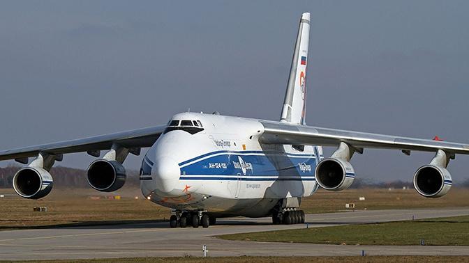 В РФ смогли освоить ремонт украинских двигателей для Ан-124 «Руслан»