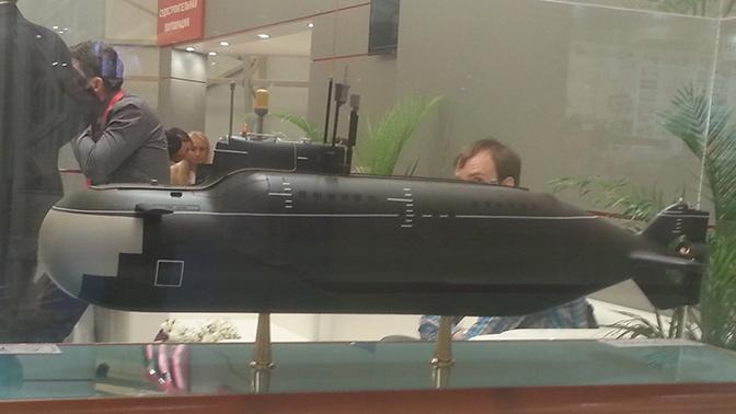 Новейшая подлодка «Пиранья» получит крылатые ракеты «Калибр»