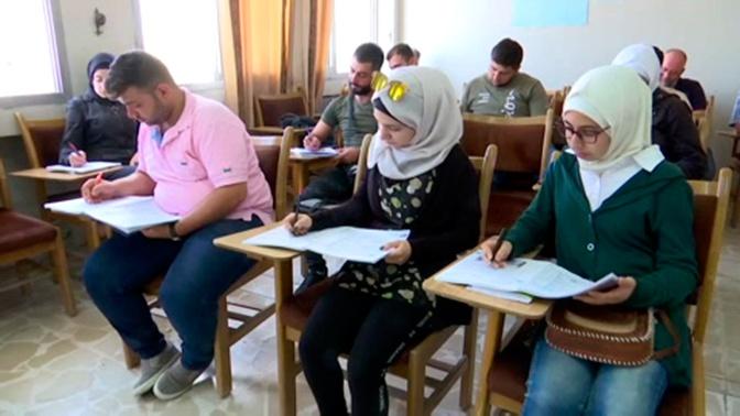 В Сирии рассказали о популярности среди населения курсов русского языка