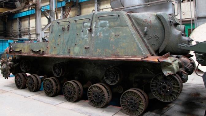 В Омске отреставрируют две легендарные бронемашины времен ВОВ