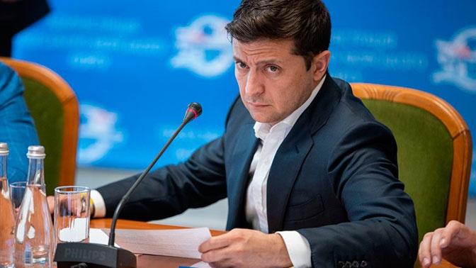 Зеленский назвал условия нормализации отношений с Россией
