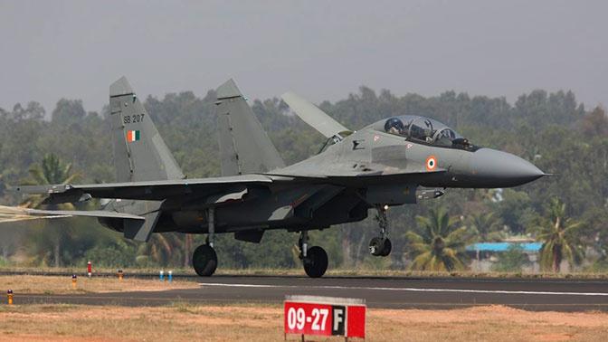 Индия планирует модернизировать свои Су-30МКИ в России