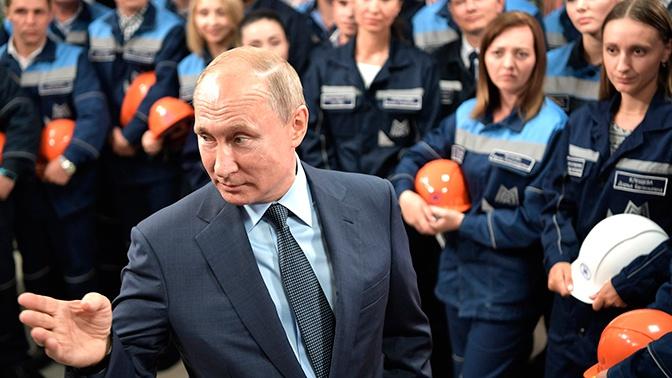 Путин объяснил, почему нельзя слишком ограничивать рост цен на бензин