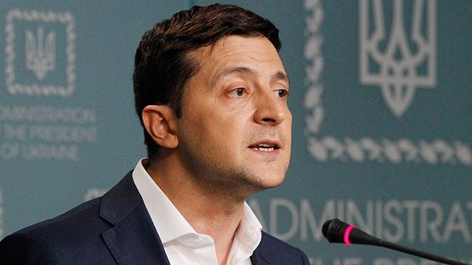 Зеленский уволил посла Украины в США