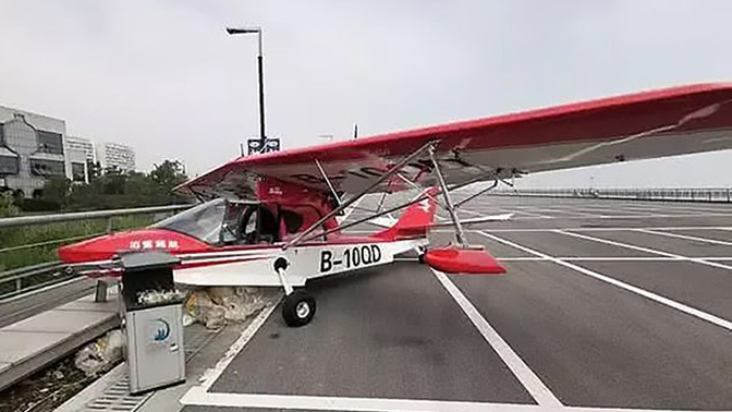 Подросток угнал в Китае сразу два самолета за одну ночь