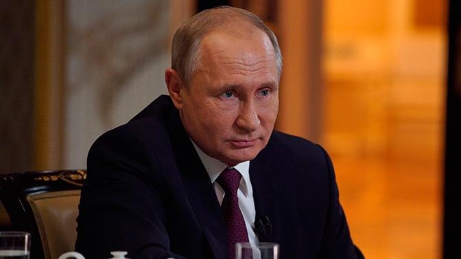 Путин не видит изменений на Украине после президентских выборов