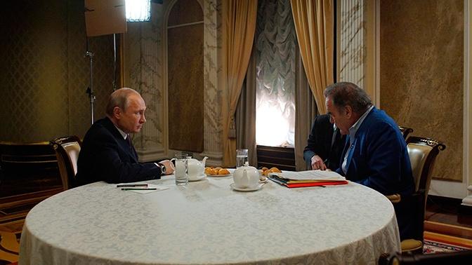 Путин ответил, могли ли британские спецслужбы отравить Скрипаля