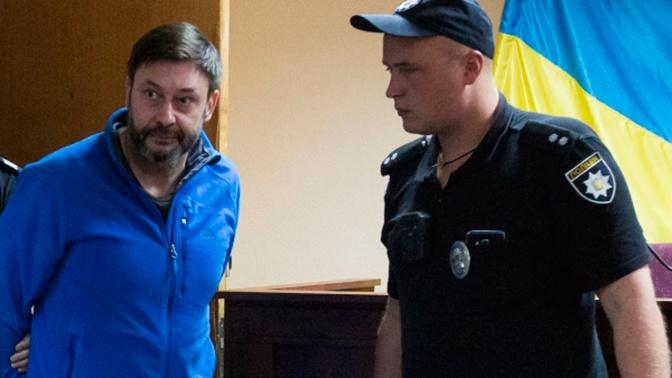 Зеленский заявил о готовности обменять Вышинского на Сенцова