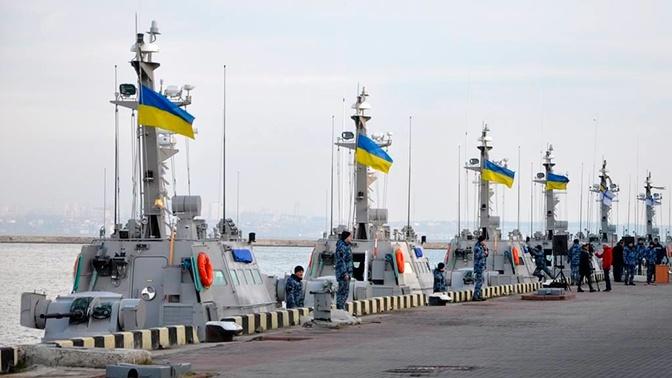 В Киеве задумали купить у Польши списанные ракетные катера с протечками