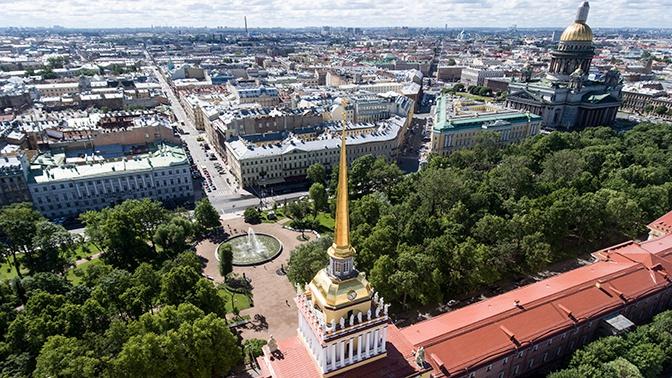 Путин подписал указ о введении электронных виз в Петербурге и Ленобласти